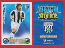 West Bromwich Albion Do-Heon Kim South Korea